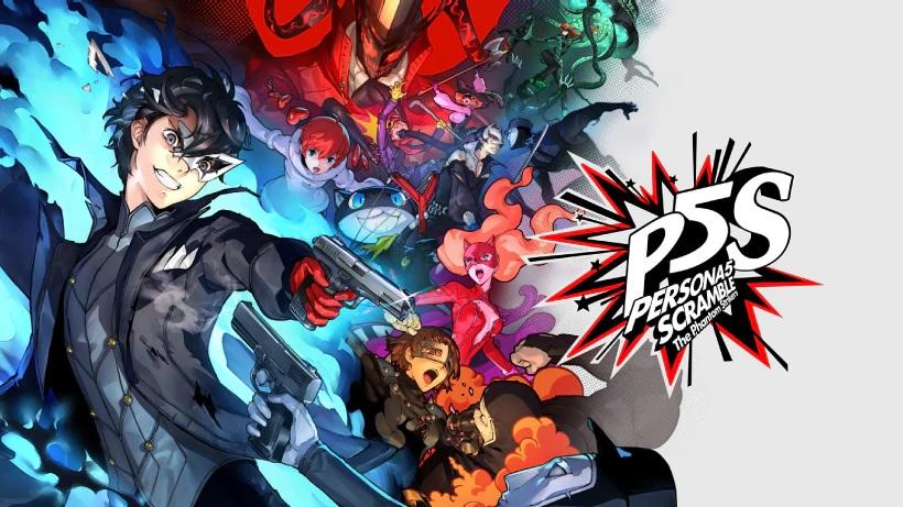 Persona 5 Scramble: The Phantom Strikers – Novo trailer é revelado, mais informações a caminho