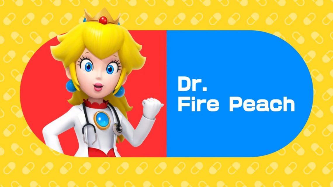 [Mobile] Dr. Mario World – Trailer para os doutores Fire Mario e Fire Peach, e novos assistentes