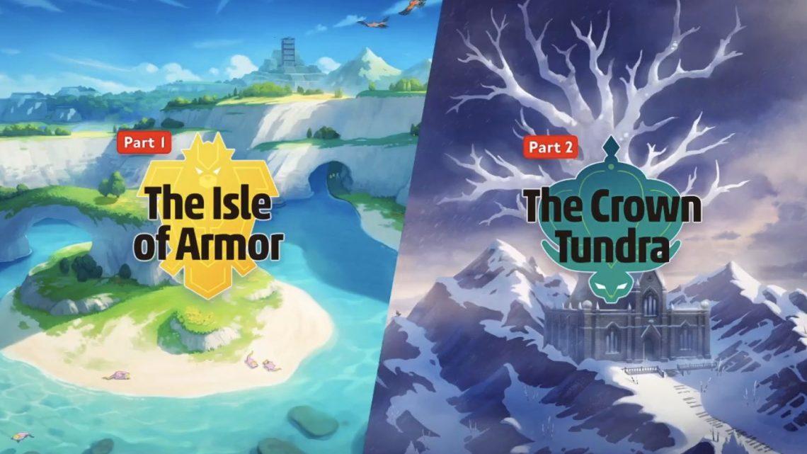 Pokémon Sword/Shield – Expansões The Isle of Armor e The Crown Tundra são  baseados na Ilha de Man e na Escócia – NintendoBoy