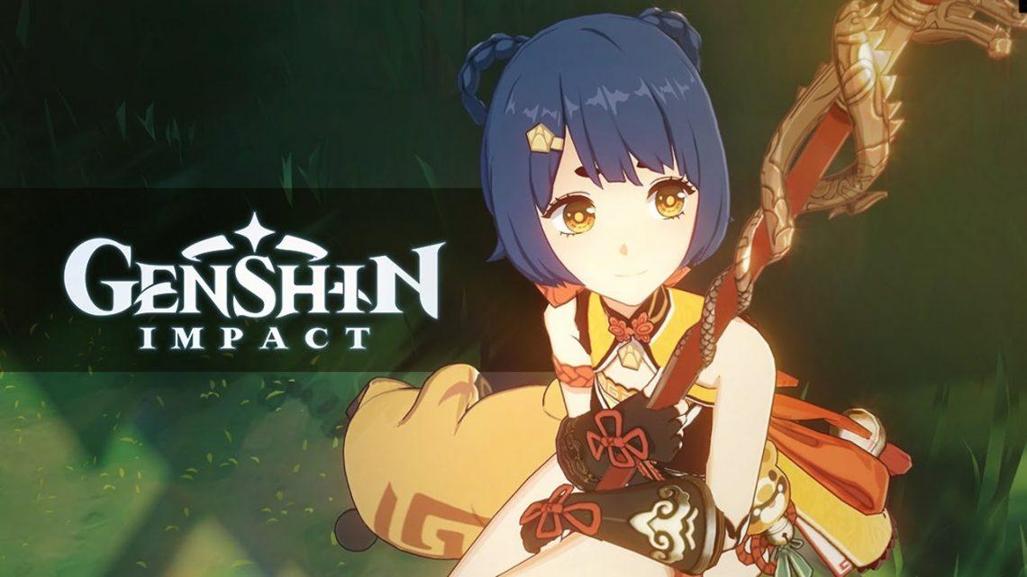 miHoYo anuncia o RPG de ação mundo aberto Genshin Impact para o Nintendo Switch
