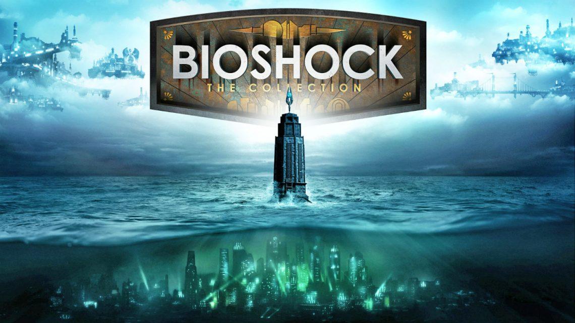 Classificação em Taiwan sugere que BioShock: The Collection está a caminho do Nintendo Switch