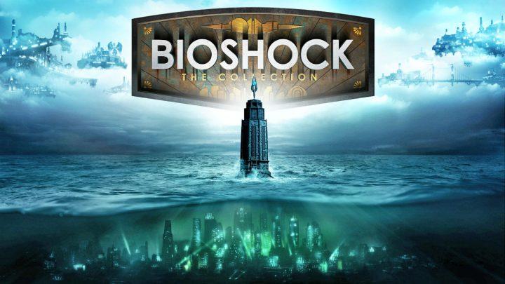 Bioshock: The Collection é classificado para o Nintendo Switch no Brasil e Coréia