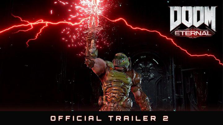 DOOM Eternal ganha segundo trailer oficial