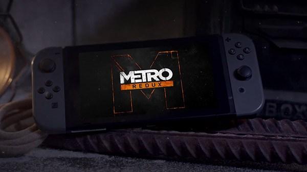 Deep Silver anuncia a coletânea Metro Redux para o Nintendo Switch