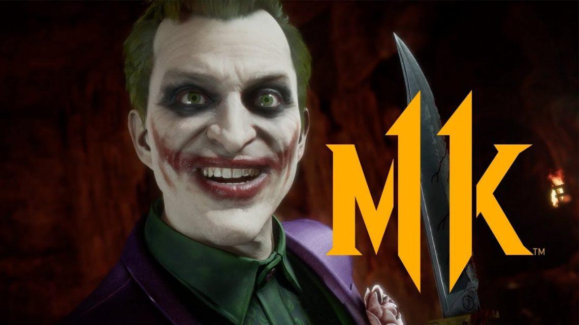 Mortal Kombat 11 – Novo trailer para o personagem de DLC The Joker