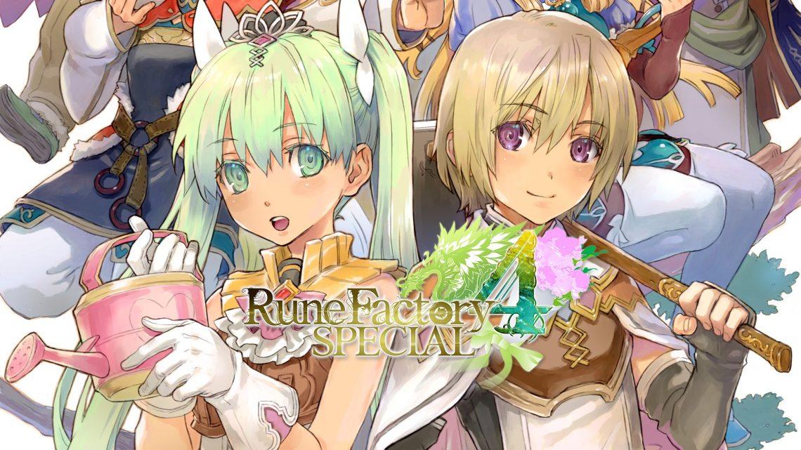 Rune Factory 4 Special chega em fevereiro no ocidente, versão digital já disponível para pré-download na eShop com a DLC Swimsuit Day de bônus