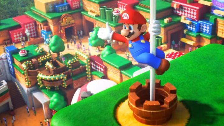 Parque da Nintendo Super Nintendo World em Orlando fará parte do Epic Universe da Universal Studios em 2023