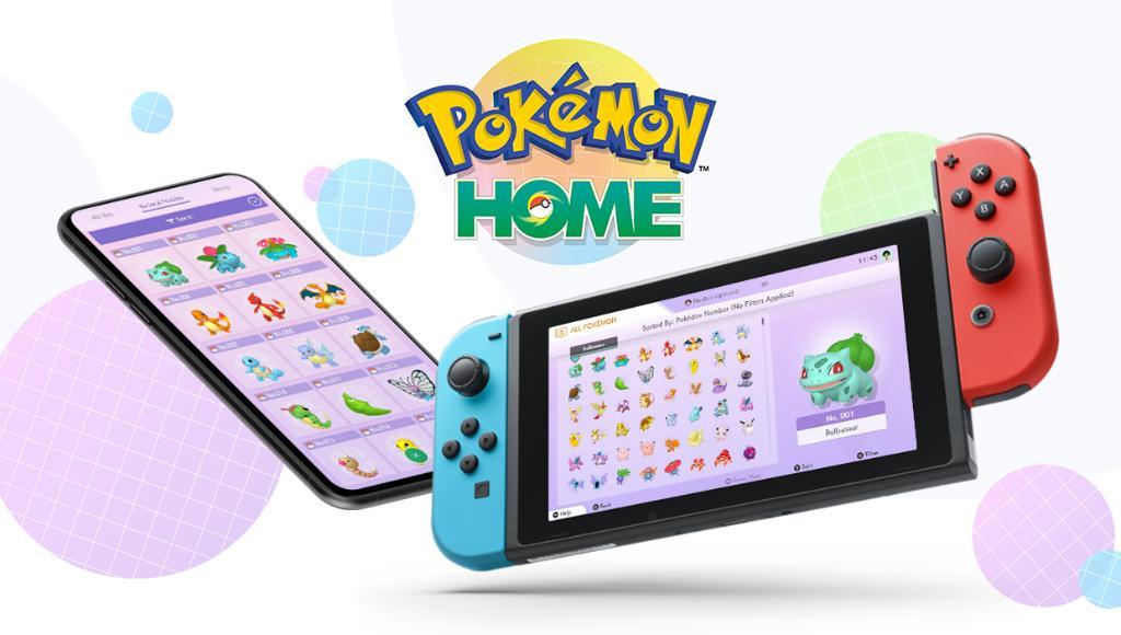 Pokémon Home – Novos detalhes, diferenças entre as versões de Switch e smartphones, plano Premium e mais