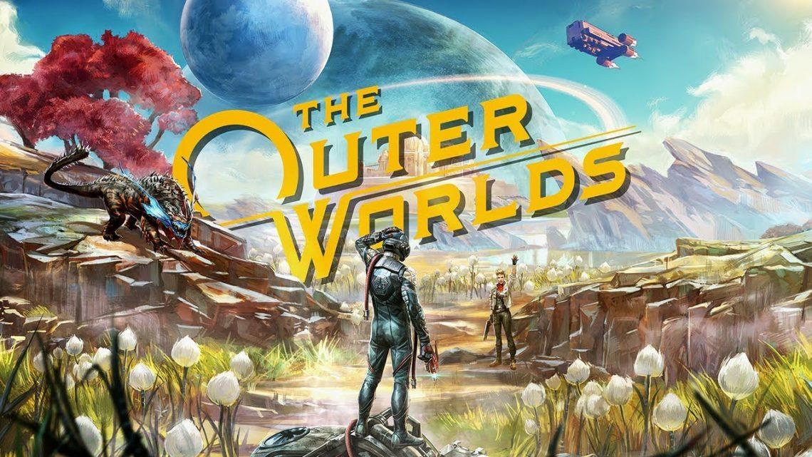 The Outer Worlds chega em março no Nintendo Switch, versão física virá apenas com um código para download