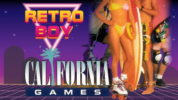 [RetroBoy] California Games