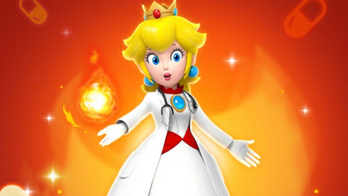[Mobile] Dr. Mario World – Dr. Fire Mario, Dr. Fire Peach e novos estágios chegam está semana