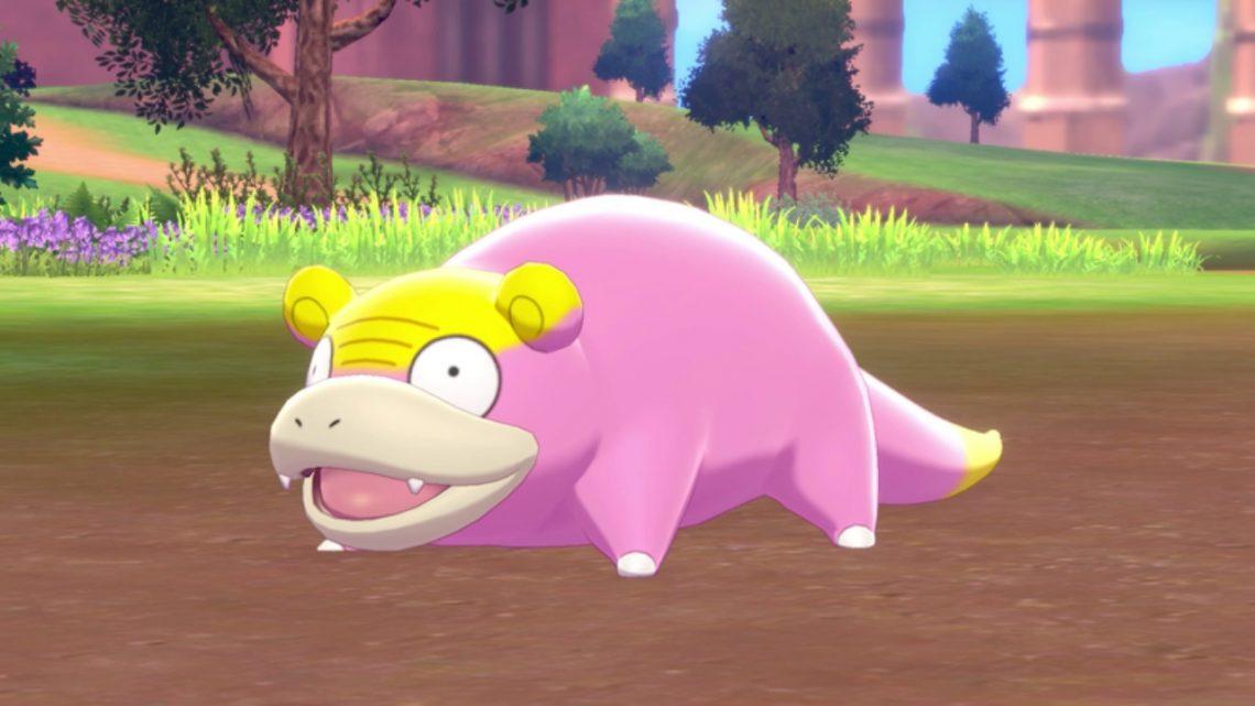 Pokémon Sword/Shield – Nova atualização adiciona Galarian Slowpoke ao jogo, Max Raid Battles agora trás Gigantamax Coalossal, Lapras, Flapple e Appletun com mais frequência