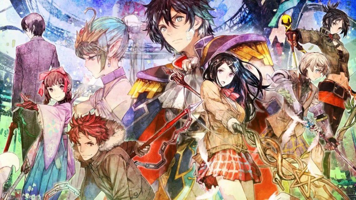 Tokyo Mirage Sessions #FE Encore – Parte de trás da caixa do jogo revela colaboração com Persona 5