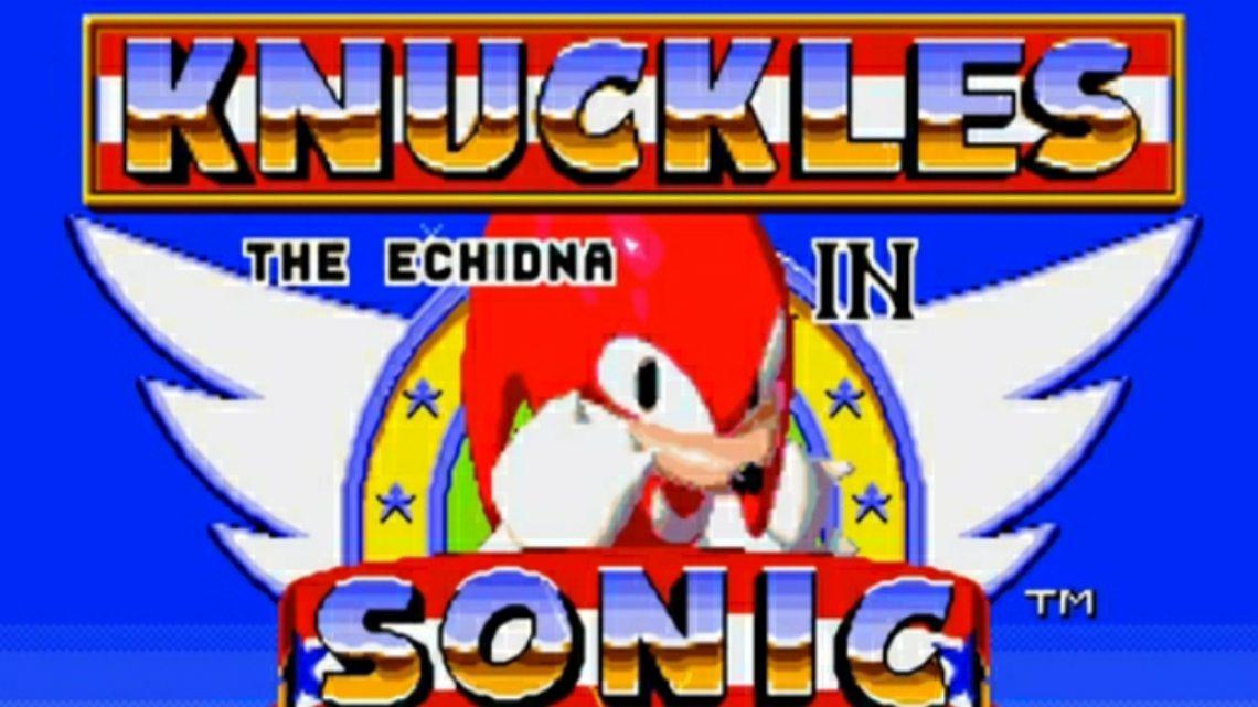 SEGA Ages Sonic the Hedgehog 2 incluirá o modo 'Knuckles the Echidna in Sonic the Hedgehog 2'