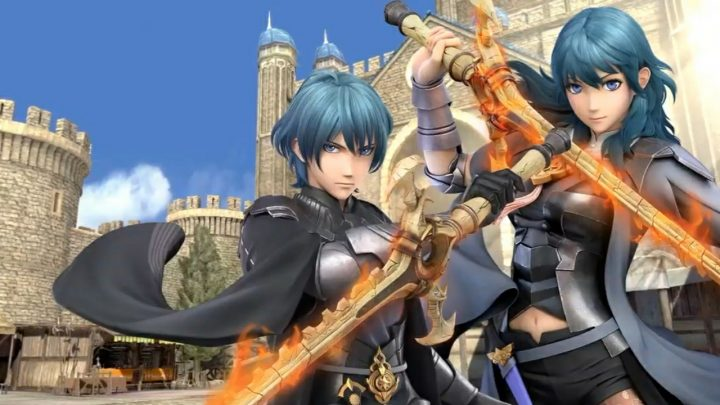 Super Smash Bros. Ultimate – Byleth de Fire Emblem: Three Houses será o quinto lutador do Fighters Pass DLC