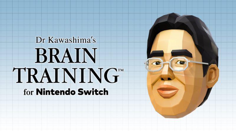 Desenvolvedores de Dr. Kawashima's Brain Training for Nintendo Switch explicam como surgiu a ideia de trazer um novo jogo para o híbrido