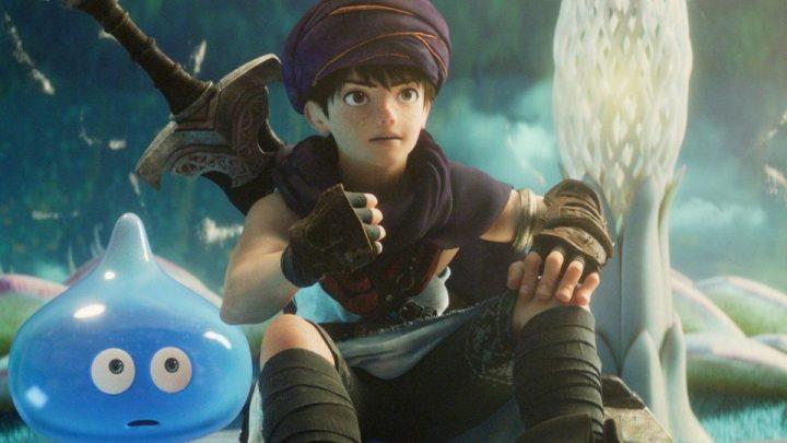 """Filme Dragon Quest: Your Story será lançado como um """"Original da Netflix"""" fora do Japão"""