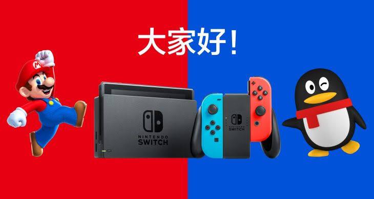 Nintendo estima que existem cerca de 3 milhões de Nintendo Switch circulando na China, tanto de maneira oficial quanto de vendas paralelas