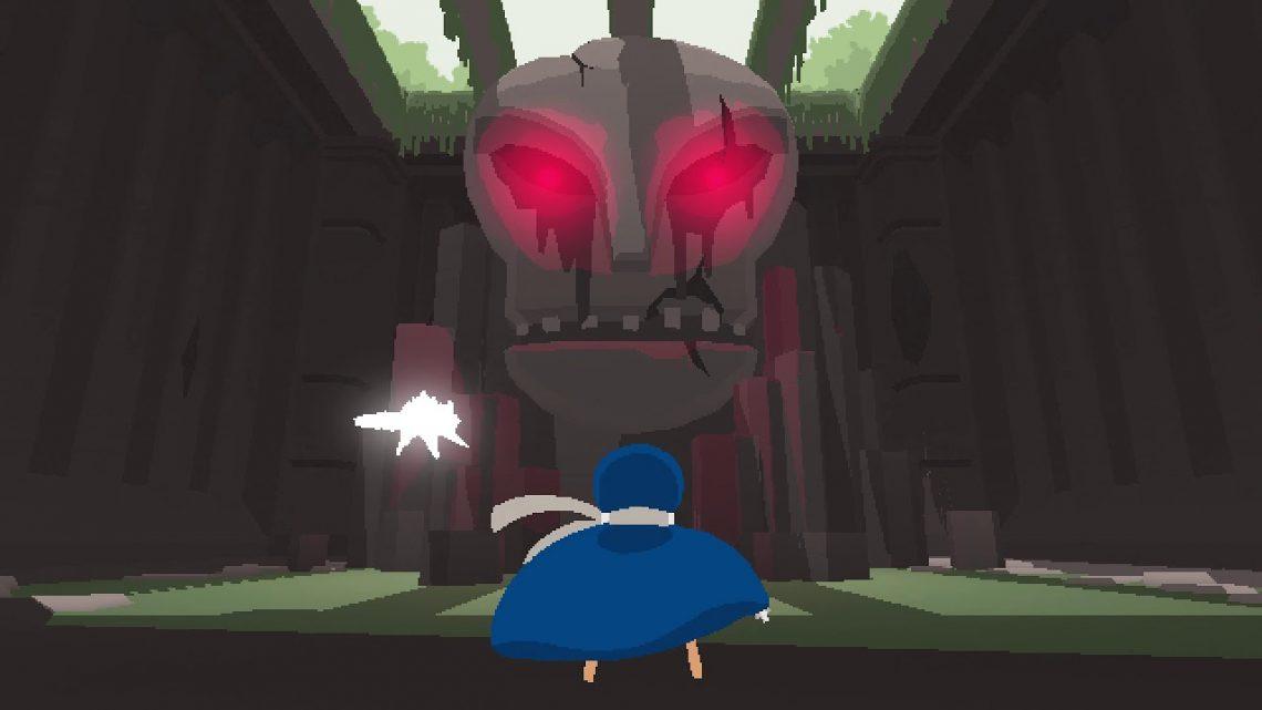 Armor Games Studios anuncia o jogo de aventura bullet-hell ITTA para o Nintendo Switch