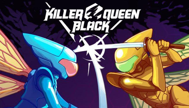 """Killer Queen Black recebe nova atualização """"Hydra"""" que adiciona o multiplayer local para oito jogadores e mais"""