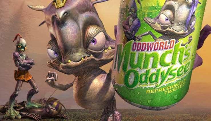 Oddworld: Munch's Oddysee HD possivelmente vindo para o Nintendo Switch, de acordo com classificação na ESRB