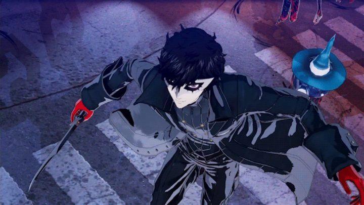 """Persona 5 Scramble: The Phantom Strikers inicialmente seria uma espécie de """"Persona 5 Warriors"""", mas acabou se tornando um RPG de ação"""