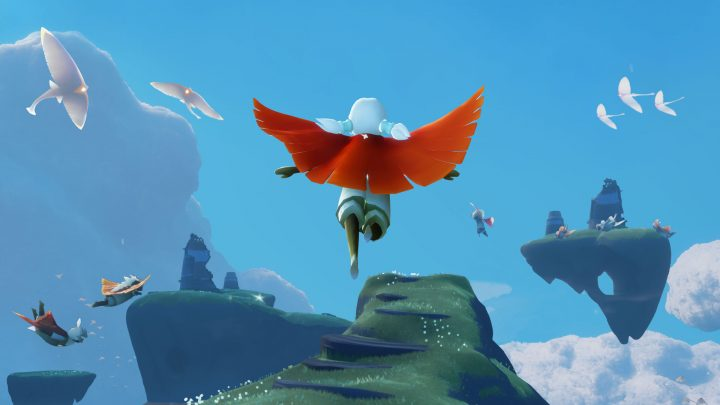 Sky: Children of the Light, jogo dos criadores de Journey, pode estar a caminho do Nintendo Switch