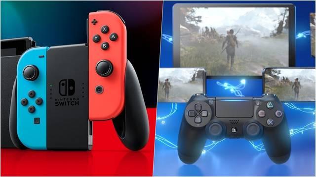 Sony está explorando formas de Remote Play de PS4; Nintendo Switch é uma possibilidade