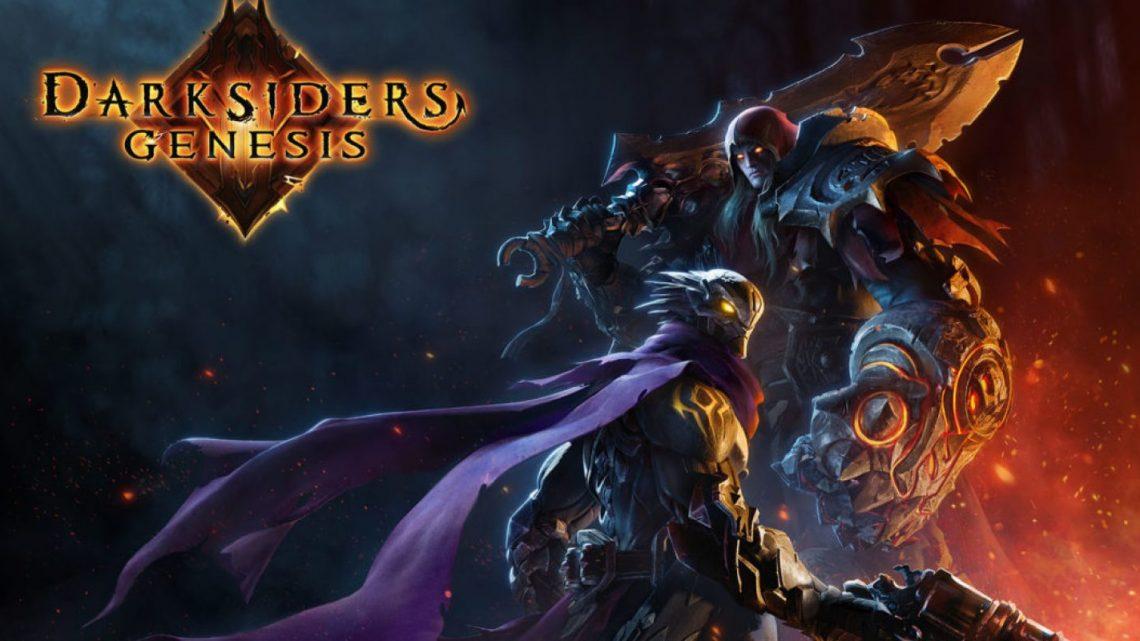 Tamanho do arquivo para futuros títulos de Switch – Darksiders Genesis, Overpass, The Town of Light: Deluxe Edition e mais