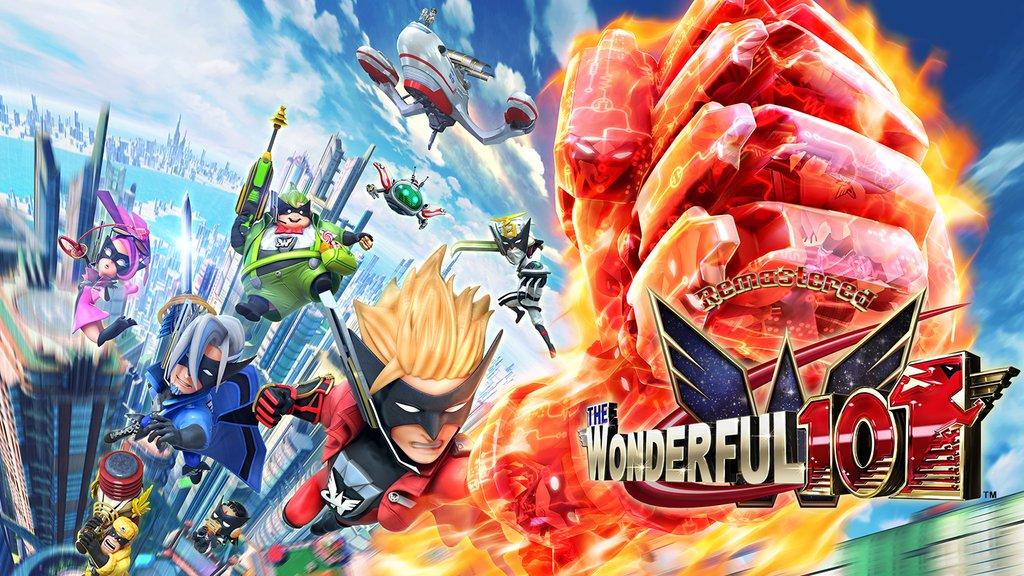 The Wonderful 101: Remastered – PlatinumGames diz que o jogo será executado em 1080p e 60 FPS no Nintendo Switch