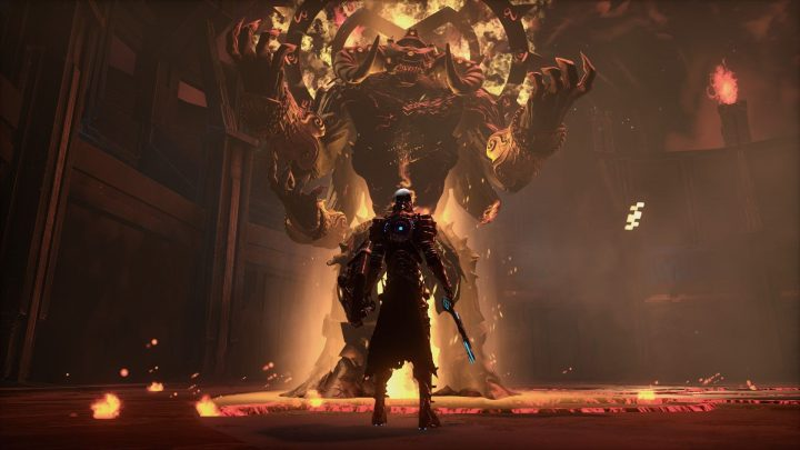 Hellpoint, RPG de ação inspirado em Dark Souls, chega em abril no Nintendo Switch