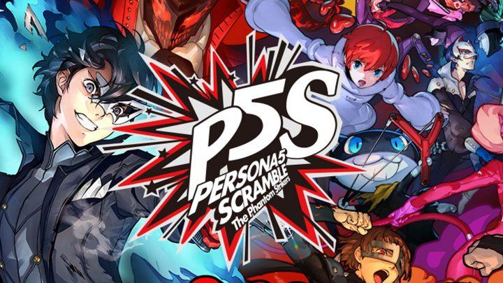 Persona 5 Scramble: The Phantom Strikers – Comparação gráfica e de tempo de loading entre as versões de Switch e PS4