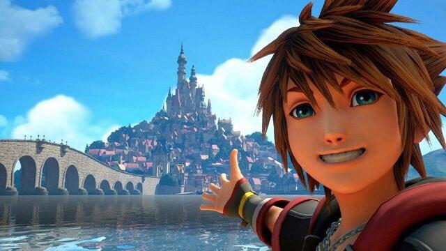 Rumor: Nintendo solicitou Sora, de Kingdom Hearts, para Super Smash Bros. Ultimate, mas a Disney não deixou que isso acontecesse