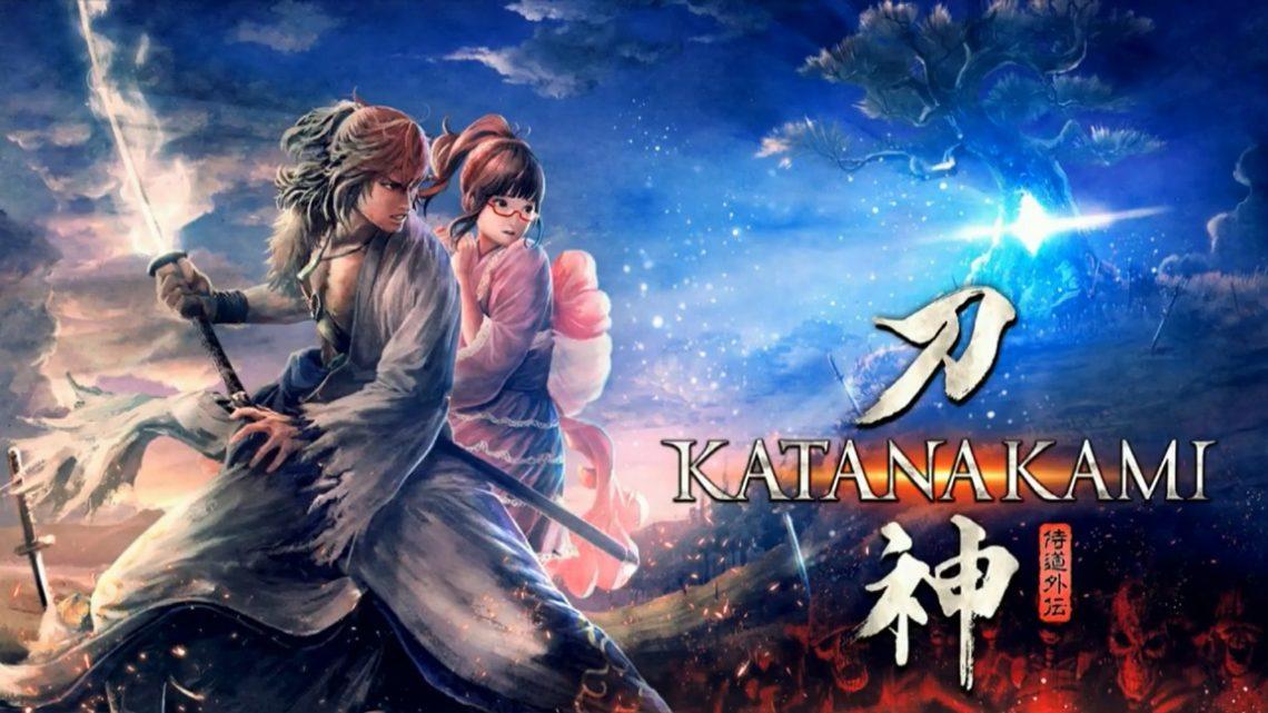 Katana Kami: A Way of the Samurai Story vindo para o ocidente na próxima semana, trailer