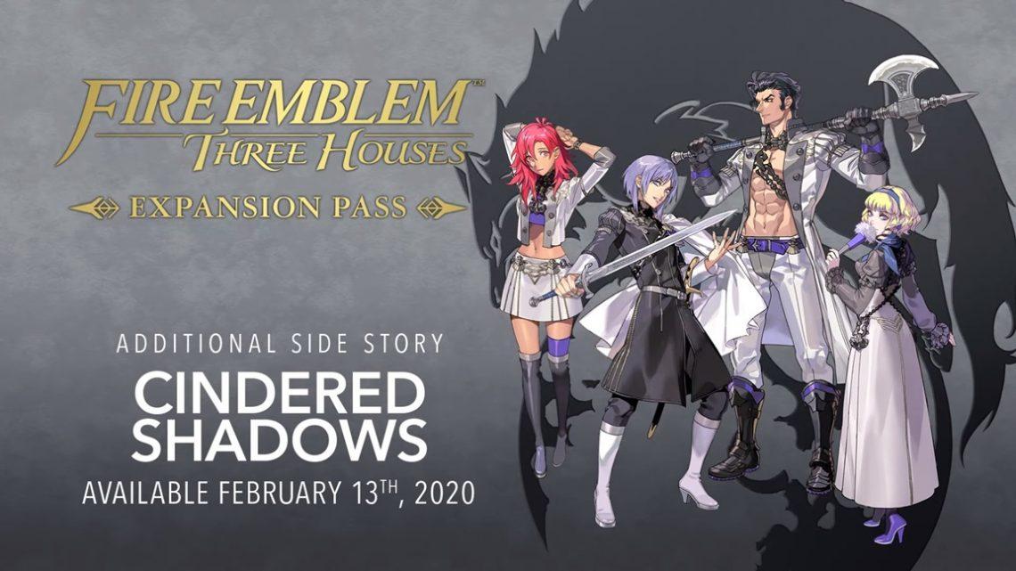 Fire Emblem: Three Houses – Atualização (ver. 1.2.0) disponibiliza a DLC Cindered Shadows, novo traje para Byleth, Tea Party com Rhea e mais