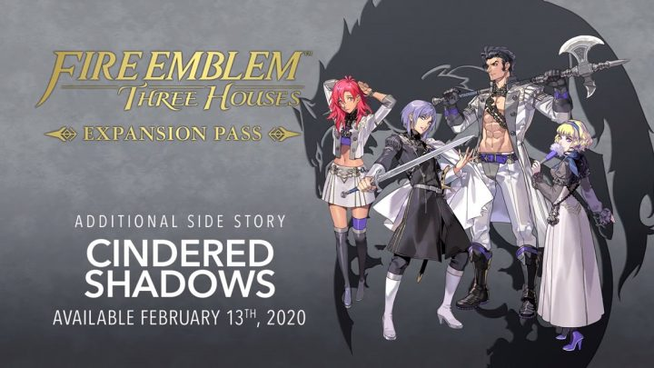 Fire Emblem: Three Houses – Atualização (ver. 1.2.0) disponibiliza a DLC Cindered Shadows, novo traje para Byleth, Tea Party com Rhea e mais