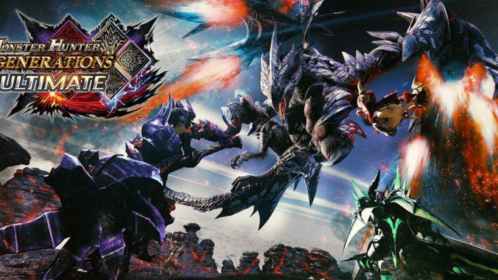 Monster Hunter Generations Ultimate já conta com 3,4 milhões de unidades vendidas no mundo inteiro, 100.000 unidades vendidas no último trimestre