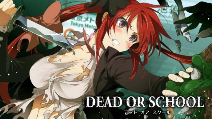 Jogo de RPG hack and slash Dead or School está oficialmente vindo para o ocidente pela Marvelous Europe, trailer
