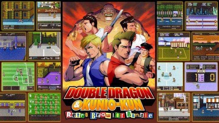 Coletânea Double Dragon & Kunio-kun Retro Brawler Bundle recebe primeiro trailer