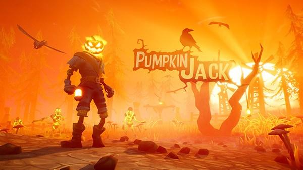 Headup Games anuncia o jogo de plataforma 3D Pumpkin Jack para o Nintendo Switch