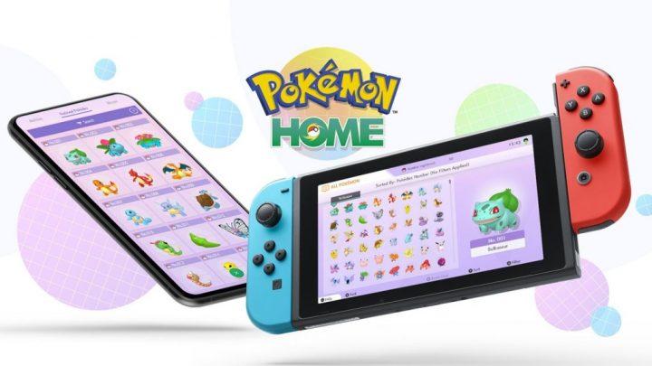 Pokémon Home teve 1,3 milhões de downloads em sua primeira semana na versão de smartphones