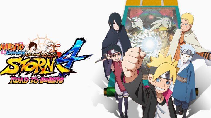 Tamanho do arquivo para futuros títulos de Switch – Naruto Shippuden: Ultimate Ninja Storm 4 Road to Boruto, La-Mulana 1 & 2, Langrisser I & II e mais