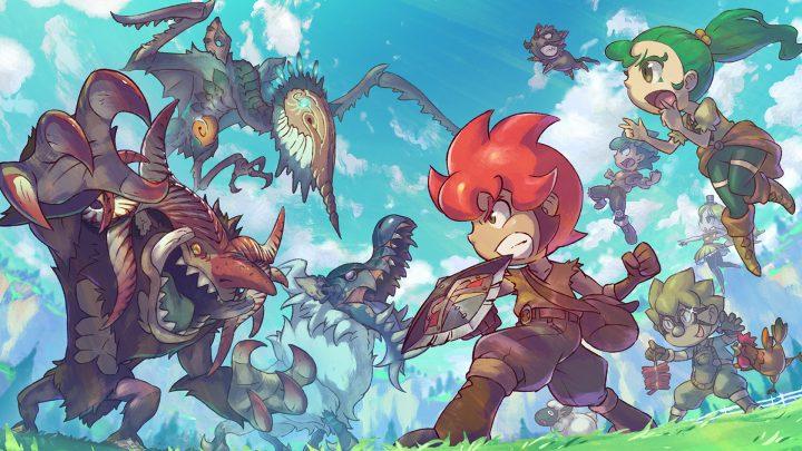 Little Town Hero receberá um novo 'Easy Mode' através de atualização no lançamento da edição física
