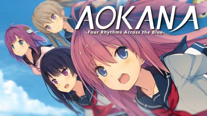 Visual novel  Aokana: Four Rhythms Across the Blue chega em agosto no Ocidente