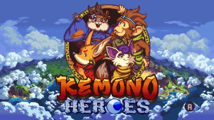 NIS America lança na eShop do Nintendo Switch o side-scroller estilo retrô Kemono Heroes