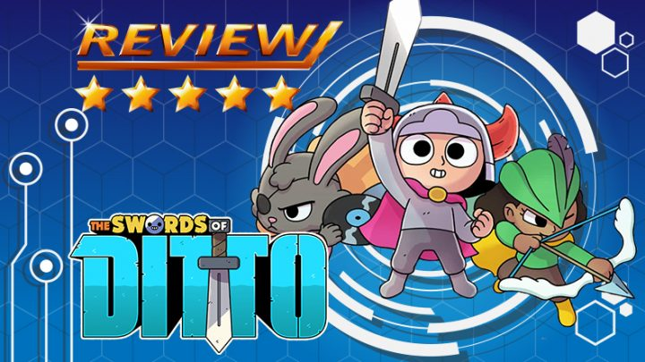 [Review] Swords of Ditto