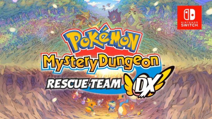 Pokémon Mystery Dungeon: Rescue Team DX – Ganhe até 600 Gold Points no My Nintendo ao realizar o pré-download do jogo na eShop
