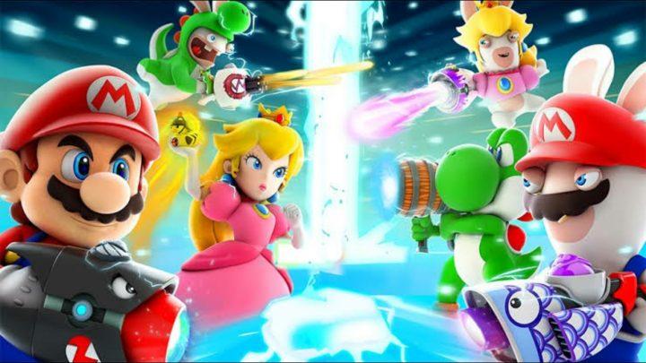 Ubisoft Publisher Sale – Mario + Rabbids Kingdom Battle, Assassin's Creed: The Rebel Collection, Just Dance 2020 e mais jogos com 82% de desconto na eShop