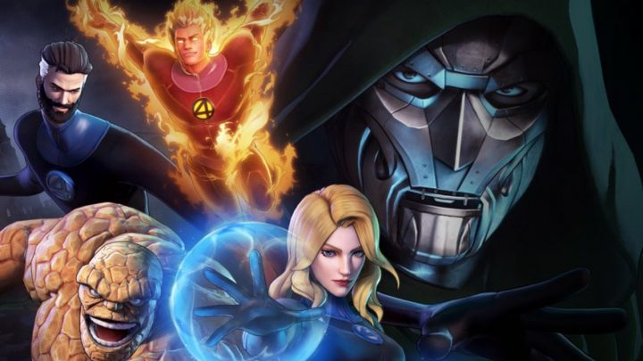 Marvel Ultimate Alliance 3: The Black Order – DLC Pack 3 'Fantastic Four: Shadow of Doom' chega no próximo mês