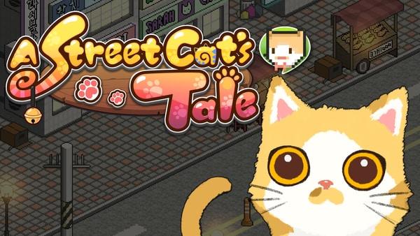 CFK anuncia A Street Cat's Tale para o Nintendo Switch